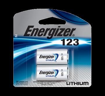 Specialty Batteries, 2 units, EL123APB2