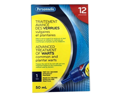 Image of product Personnelle - Advanced Treatment of Common and Plantar Warts, 50 ml