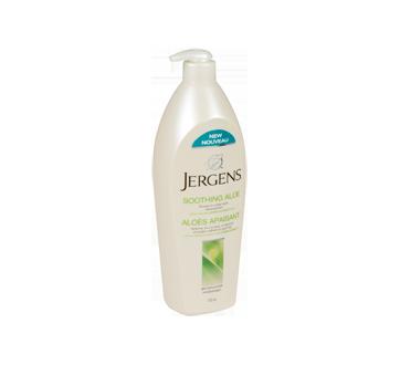 Image 2 of product Jergens - Soothing Aloe Refreshing Moisturizer, 365 ml