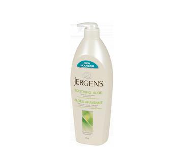 Image 3 of product Jergens - Soothing Aloe Refreshing Moisturizer, 365 ml