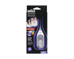 Image of product Braun - AgePrecision Digital Thermometer, 1 unit