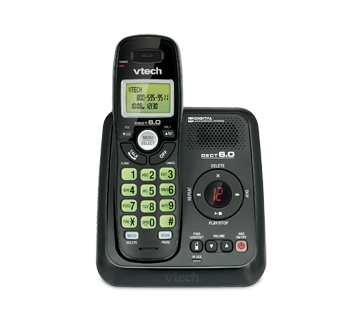 Cordless Phone, 1 unit, Black
