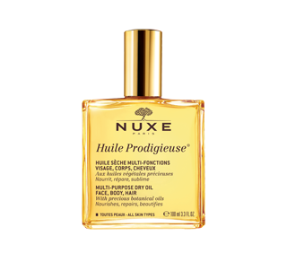 Huile Prodigieuse Multi-Usage Dry Oil Face, Body and Hair, 100 ml