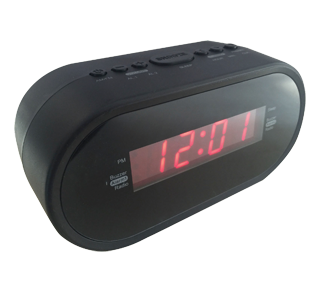 Digital Alarm Clock Radio, 1 unit