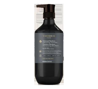 Charcoal Bamboo Detoxifying Shampoo, 400 ml