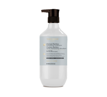 Charcoal Bamboo Detoxifying Conditioner, 400 ml