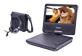 Thumbnail of product Sylvania - Portable DVD Player with Headphone , 1 unit