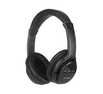 4a76b51fa5f Bluetooth Stereo Headphones, 1 unit – Sylvania : Headset and ...