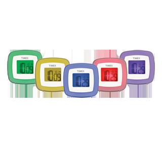 Timex Light-Up Alarm Clock, 1 unit