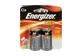 Thumbnail of product Energizer - Batteries, Regular Packs, Max C-2