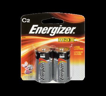 Batteries, Regular Packs, Max C-2