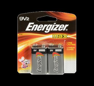 Batteries, Multipacks, Max 9V2