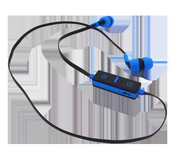 Image 2 of product Escape - Bluetooth Sport Earphone, 1 unit, Blue