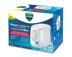 Image of product Vicks - Cool Mist Humidifier, 1 unit