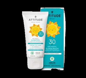 Sunscreen SFP 30, 75 g, Fragrance Free