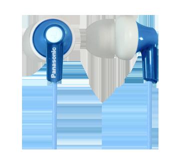 Image 2 of product Panasonic - HJE120 Ergofit RP Earbud, 1 unit, Blue