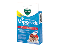 Image of product Vicks - VSP19VPC VapoPads Scent, 10 units