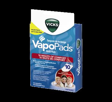 Image of product Vicks - VSP19VPC VapoPads Scent, 10 units