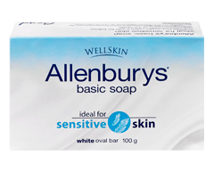 Image of product Allenburys - Basic Soap, 100 g
