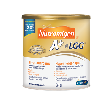 Nutramigen A+ with LGG, 561 g