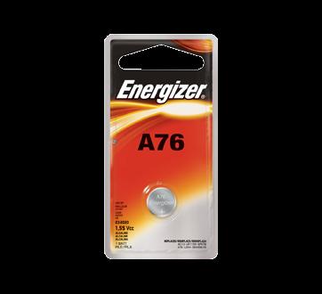 A76 Alkaline Battery, 1 unit