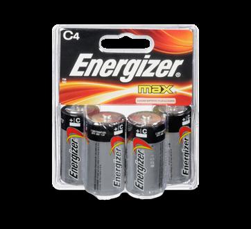 Batteries, Multipacks, Max C4