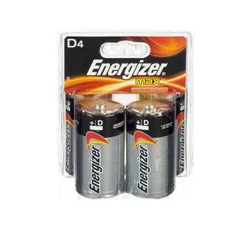 Batteries, Multipacks, Max D4