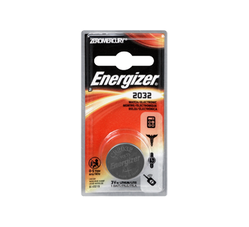 Image of product Energizer - Specialty Batteries, 1 unit, ECR2032BP