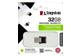 Thumbnail 1 of product Kingston - DataTraveler 32GB microDuo USB 3.1 + Type-C Flash Drive, 1 unit