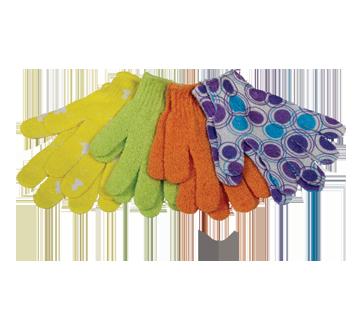 Image 2 of product Éclat Bain S·P·A - Exfoliating Bath Glove, 2 units