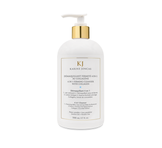 4 in 1 Firming Cleanser with Collagen, 500 ml, fragrance free