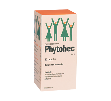 Image of product Phytobec - Dietary Supplement, 80 units