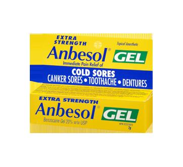 Anbesol Extra Strength Gel, 7 g