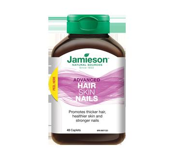 Image of product Jamieson - Advanced Hair, Skin & Nails, 45units