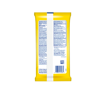 Image 2 of product Wet Ones - Antibacterial Hand Wipes, 20 units, Citrus Scent