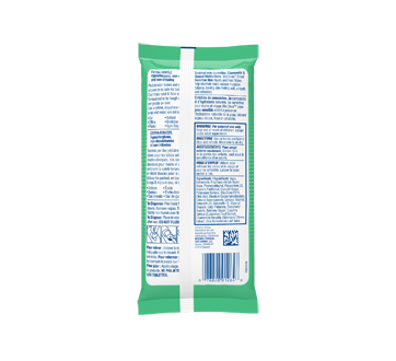 Image 2 of product Wet Ones - Sensitive Skin Alcohol-Free Hand Wipes, 20 units