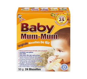Image 2 of product Want-Want - Hot-Kid Baby Mum-Mum, 50 g, original