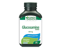 Image of product Adrien Gagnon - Glucosamine 500 mg, 360 units