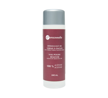 Image of product Personnelle Cosmetics - Nail Polish Remover, 240 ml