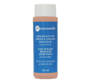 Nail Polish Remover Sweetness, 125 ml