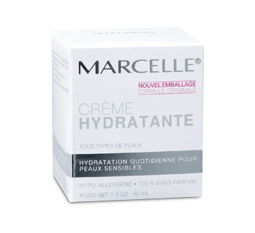 Image of product Marcelle - Moisture Cream , 50 ml