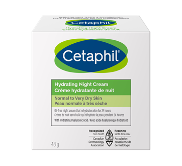Image of product Cetaphil - Hydrating Night Cream for Face, 48 g