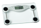 Thumbnail of product Health Select - Glass Electronic Personal Scale, 17.5 x 7.5 x 20 cm