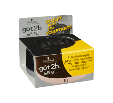 Image 2 of product Göt2b - Inplay Sculpt Paste, 57 g