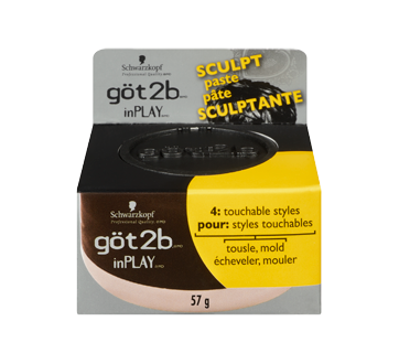 Image 3 of product Göt2b - Inplay Sculpt Paste, 57 g