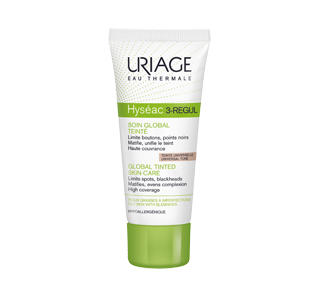 Hyséac 3-Regul Global Tinted Skin-Care, 40 ml