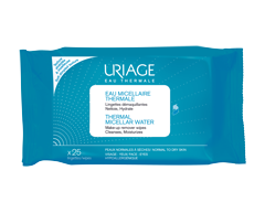 Image of product Uriage - Thermal Micellar Water Wipes, 25 units