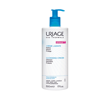 Image of product Uriage - Cleansing Cream, 500 ml