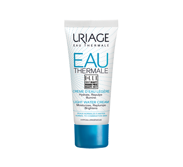 Image of product Uriage - Light Water Cream, 40 ml