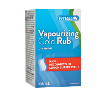 Vapourizing Cold Rub Ointment, 135 ml